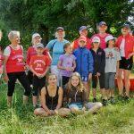 Familienwanderfahrt auf der Hase