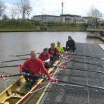 Langstreckenregatta in Papenburg