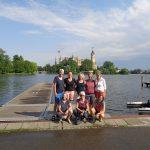 Rudern auf den Schweriner Seen, eine Tour, die das Ruderherz höher schlagen lässt!