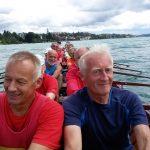 Rudertour Bodensee vom 22.07. - 29.07.2017