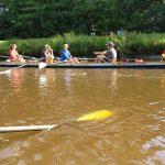 Jugend des WSVM erkundet Gewässer rund um Barßel