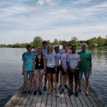 Gelungener Saison-Auftakt in Münster – WSVM-Ruderer auf dem Aasee erfolgreich