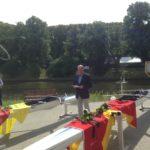 Bootstaufe Wasserfloh und Wasserläufer